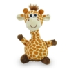sprechende Giraffe