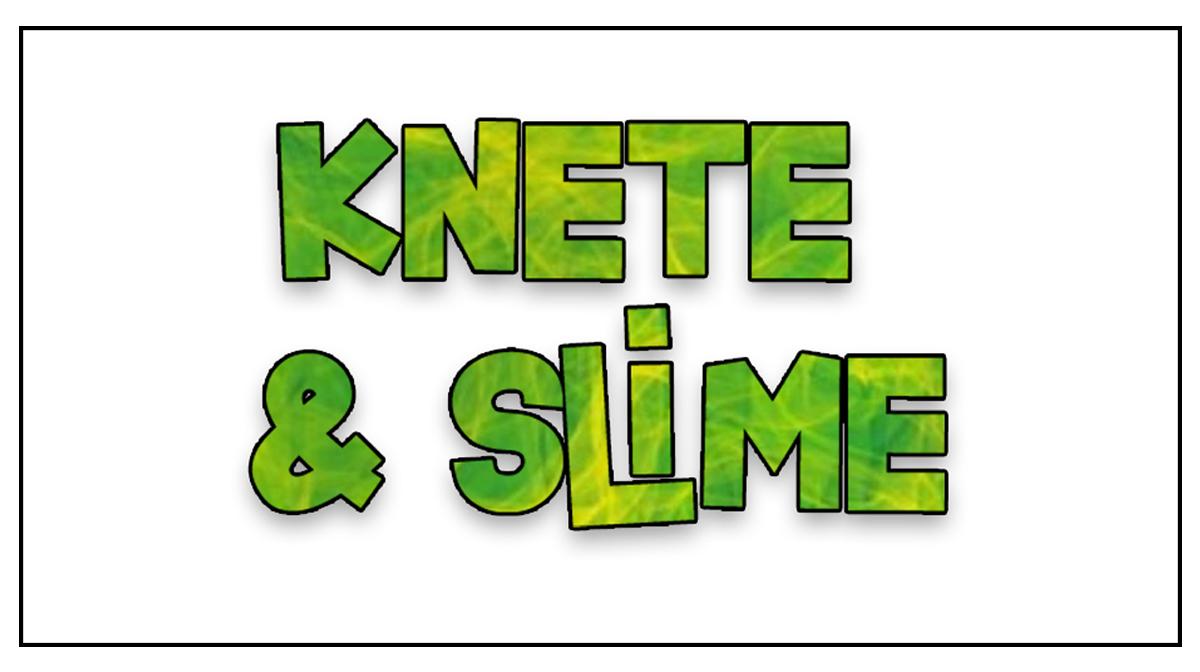 Knete und Slime Großhandel