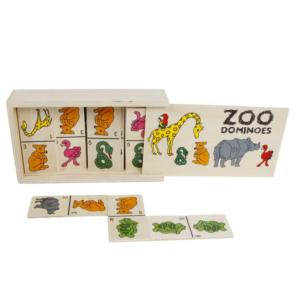 Holzspielzeug Domino Großhandel
