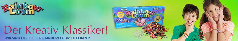 Rainbow Loom Kreativ-Klassiker erobert die Kinderzimmer