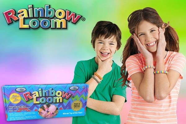 Rainbow Loom Blog