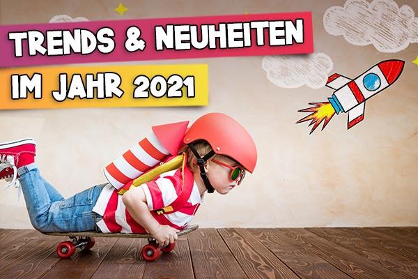 Spielzeug Trends 2021